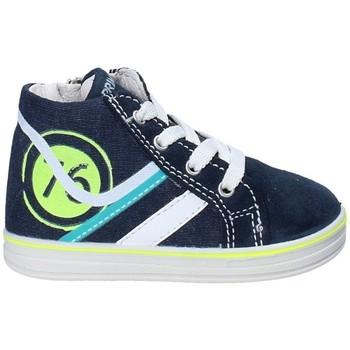Schoenen Kinderen Hoge sneakers Primigi 1355511 Blauw