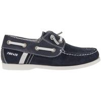 Schoenen Kinderen Bootschoenen Primigi 1425500 Blauw