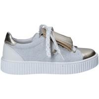 Schoenen Meisjes Lage sneakers NeroGiardini P830160F Wit