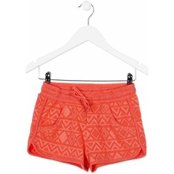 Textiel Kinderen Korte broeken / Bermuda's Losan 814-6019AB Oranje