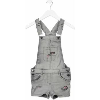 Textiel Kinderen Jumpsuites / Tuinbroeken Losan 814-6021AB Grijs