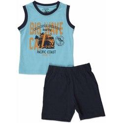 Textiel Jongens Setjes Losan 815-8640AC Blauw