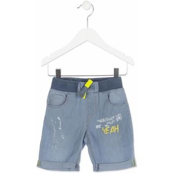 Textiel Jongens Korte broeken / Bermuda's Losan 815-9002AC Blauw