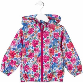 Textiel Kinderen Windjack Losan 816-2004AD Roze
