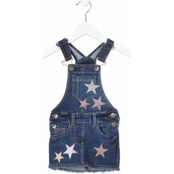 Textiel Kinderen Jumpsuites / Tuinbroeken Losan 816-7017AD Blauw