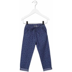 Textiel Kinderen Chino's Losan 816-9010AD Blauw