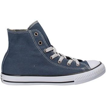 Schoenen Jongens Hoge sneakers Converse 660966C Blauw