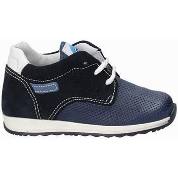 Schoenen Kinderen Laarzen Melania ME1041B8E.B Blauw