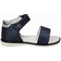 Schoenen Meisjes Sandalen / Open schoenen Melania ME8170B8E.C Blauw