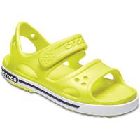 Schoenen Kinderen Sandalen / Open schoenen Crocs 14854 Geel