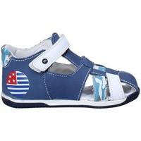 Schoenen Kinderen Sandalen / Open schoenen Melania ME0802A8E.D Blauw