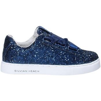 Schoenen Kinderen Lage sneakers Silvian Heach SH-S18-6 Blauw