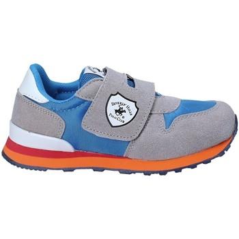 Schoenen Kinderen Lage sneakers Beverly Hills Polo Club BH-8017 Grijs