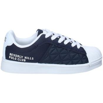Schoenen Jongens Lage sneakers Beverly Hills Polo Club BH-2023 Blauw