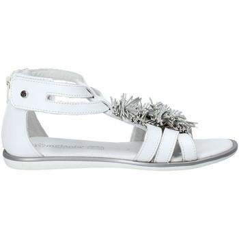 Schoenen Meisjes Sandalen / Open schoenen Melania ME6092F8E.C Wit
