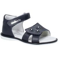Schoenen Meisjes Sandalen / Open schoenen Melania ME8131B8E.A Blauw