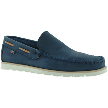 Schoenen Heren Mocassins CallagHan 15400 Blauw