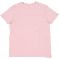Textiel Heren T-shirts korte mouwen Mantis M01 Zacht Roze