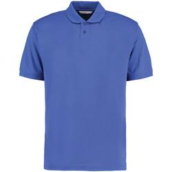 Textiel Heren Polo's korte mouwen Kustom Kit KK422 Koningsblauw