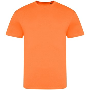 Textiel T-shirts korte mouwen Awdis JT004 Elektrisch Oranje