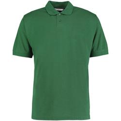 Textiel Heren Polo's korte mouwen Kustom Kit KK422 Fles groen