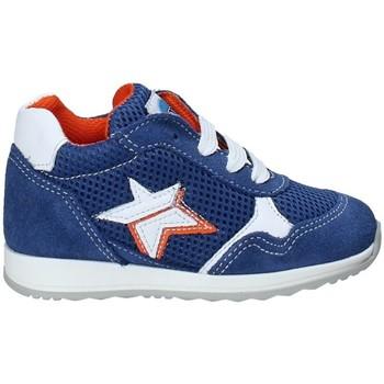 Schoenen Jongens Hoge sneakers Melania ME1153B8E.B Blauw