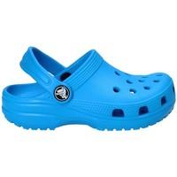 Schoenen Kinderen Klompen Crocs 204536 Blauw