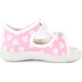 Schoenen Meisjes Sandalen / Open schoenen Naturino 1500757 10 Roze