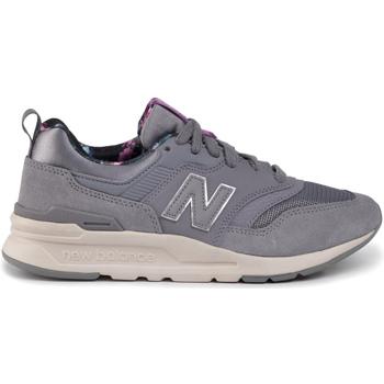 Schoenen Dames Lage sneakers New Balance NBCW997HXA Grijs