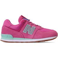 Schoenen Meisjes Lage sneakers New Balance NBGC574PAF Roze