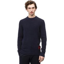 Textiel Heren Truien Calvin Klein Jeans K10K102731 Blauw