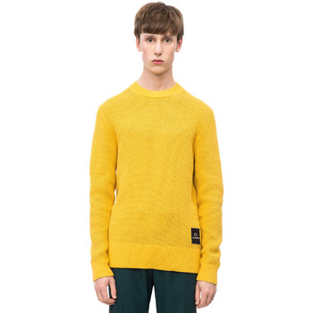 Textiel Heren Truien Calvin Klein Jeans K10K102731 Geel