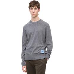 Textiel Heren Truien Calvin Klein Jeans K10K102739 Grijs