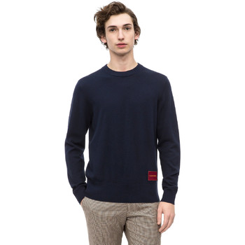 Textiel Heren Truien Calvin Klein Jeans K10K102739 Blauw