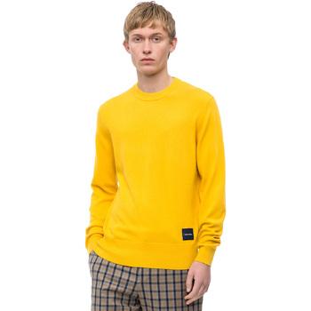 Textiel Heren Truien Calvin Klein Jeans K10K102739 Geel
