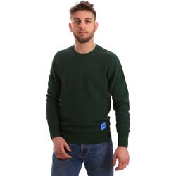 Textiel Heren Truien Calvin Klein Jeans K10K102753 Groen