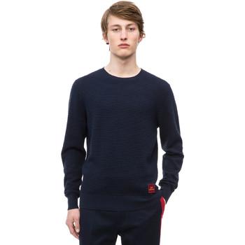Textiel Heren Truien Calvin Klein Jeans K10K102753 Blauw