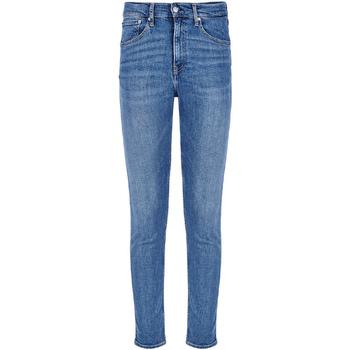 Textiel Heren Skinny jeans Calvin Klein Jeans J30J308032 Blauw