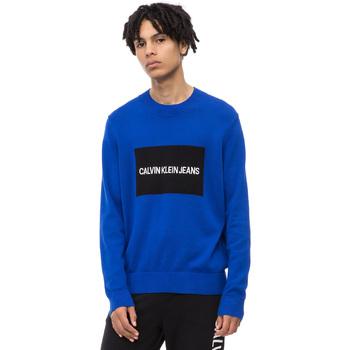 Textiel Heren Truien Calvin Klein Jeans J30J309542 Blauw