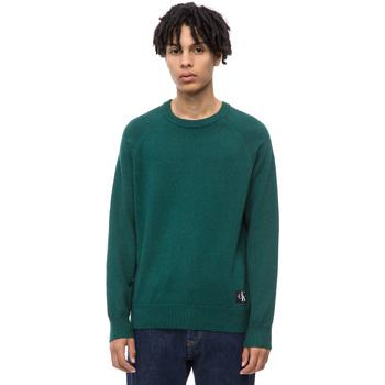 Textiel Heren Truien Calvin Klein Jeans J30J309563 Groen