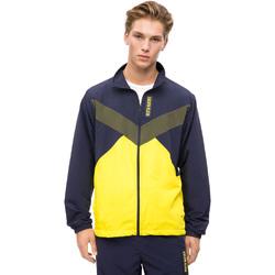 Textiel Heren Trainings jassen Calvin Klein Jeans 00GMF8O518 Blauw