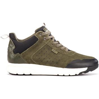 Schoenen Heren Lage sneakers Lumberjack SM34505 007 M65 Groen