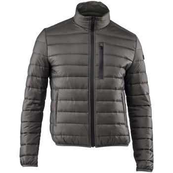 Textiel Heren Dons gevoerde jassen Lumberjack CM37822 003 402 Groen