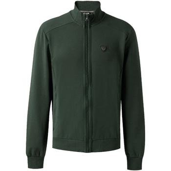 Textiel Heren Sweaters / Sweatshirts Ea7 Emporio Armani 6ZPM78 PJP7Z Groen