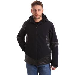Textiel Heren Parka jassen Ea7 Emporio Armani 6ZPG10 PN44Z Zwart