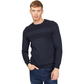 Textiel Heren Truien Gas 561990 Blauw