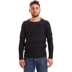 Textiel Heren Truien Gaudi 821BU53012 Grijs