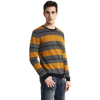 Textiel Heren Truien Gaudi 821BU53017 Grijs