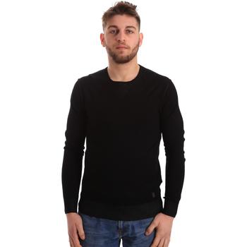 Textiel Heren Truien Gaudi 821BU53036 Zwart