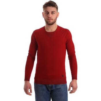 Textiel Heren Truien Gaudi 821BU53036 Rood
